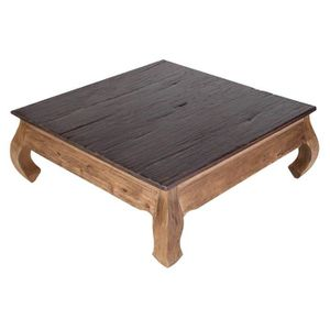 Table basse opium achat vente table basse opium pas cher cdiscount - Table basse opium carree ...