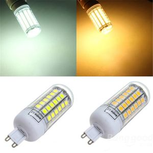ampoule led g9 6w blanc chaud achat vente ampoule led. Black Bedroom Furniture Sets. Home Design Ideas