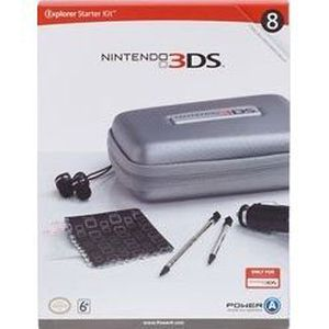 PACK ACCESSOIRE EXPLORER STARTER KIT POUR NINTENDO 3DS