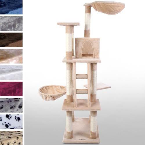arbre chat de grande taille kbm008 2 bordeaux achat vente arbre chat arbre chat de. Black Bedroom Furniture Sets. Home Design Ideas