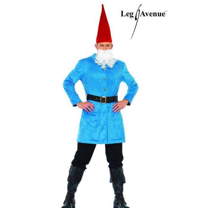 Costume nain de jardin leg avenu achat vente for Achat nain de jardin