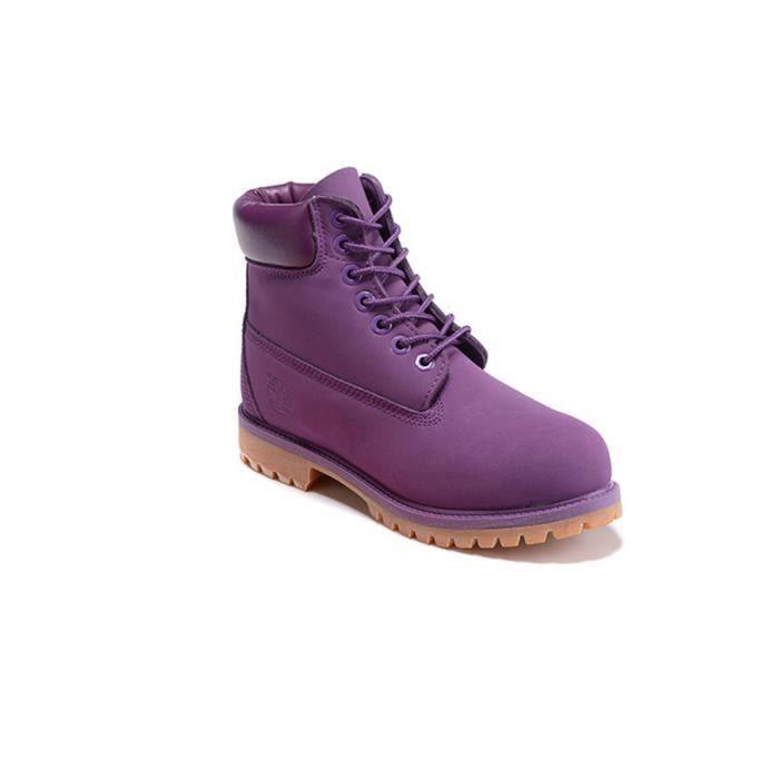 timberland violet femme