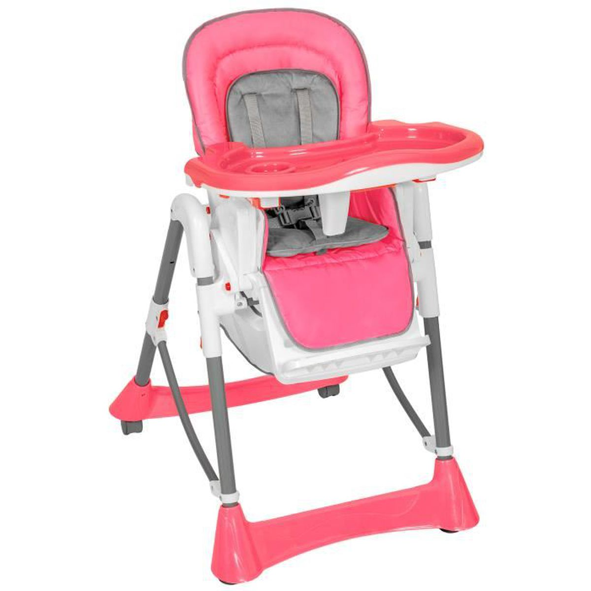 chaise haute reglable achat vente chaise haute reglable pas cher cdiscount. Black Bedroom Furniture Sets. Home Design Ideas