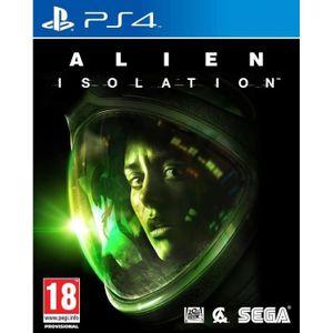 JEU PS4 Alien Isolation Edition Limitée Nostromo PS4