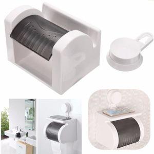 Distributeur papier wc a ventouse achat vente - Support papier toilette ventouse ...
