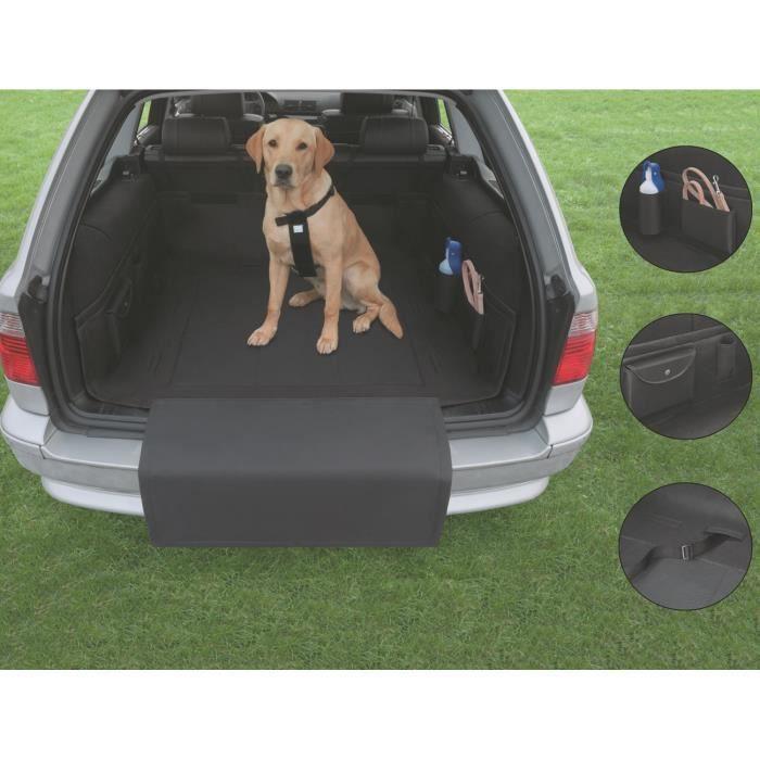 Protection pour coffre de voiture 153 x 121 cm achat for Housse protection coffre chien