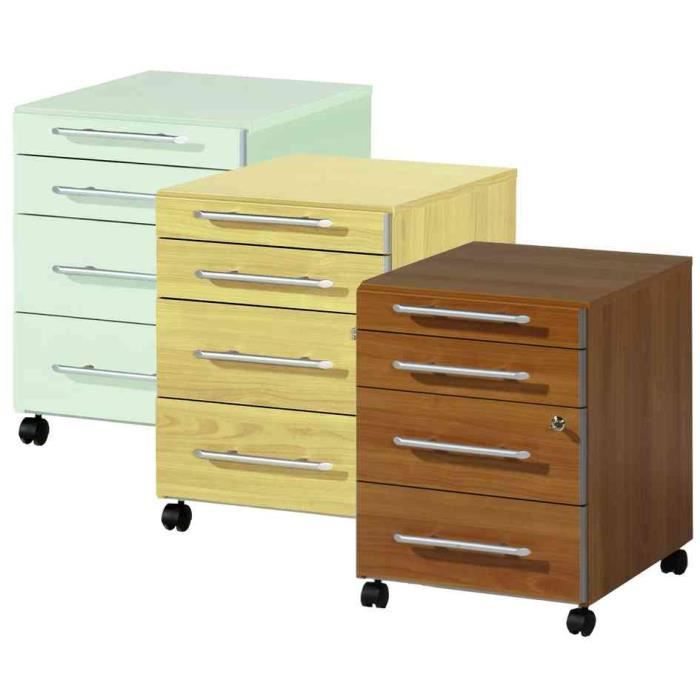 caisson mobile tool 3 tiroirs gris office achat. Black Bedroom Furniture Sets. Home Design Ideas