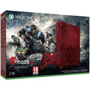CONSOLE XBOX ONE NOUV. Xbox One S 2To Gears of War 4 Limited Edition