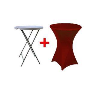Table mange debout avec rangement achat vente table - Table mange debout avec rangement ...