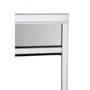 Moustiquaire fen tre enroulable premium taille achat for Fenetre fibre de verre quebec