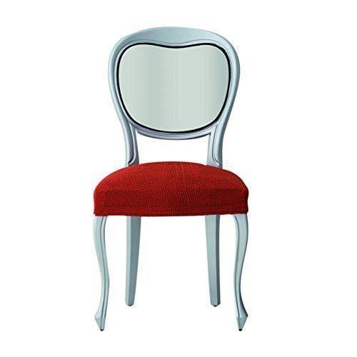 Eysa s63469 teide 6 housses de chaise coton polyester for Housse de chaise coton