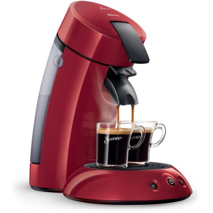 MACHINE À CAFÉ Machine à café à dosette - SENSEO Original HD7817/