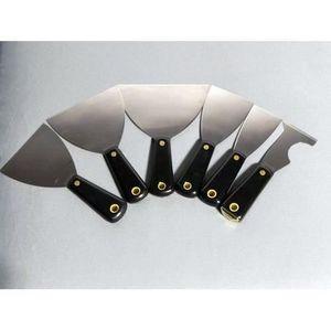 couteaux a enduire achat vente couteaux a enduire pas cher soldes cdiscount. Black Bedroom Furniture Sets. Home Design Ideas