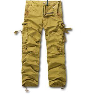 Pantalon treillis kaki achat vente pantalon treillis kaki pas cher cdiscount - Treillis militaire pas cher ...