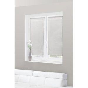 rideau gris cuisine achat vente rideau gris cuisine pas cher cdiscount. Black Bedroom Furniture Sets. Home Design Ideas