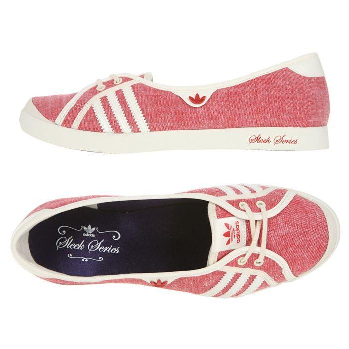 adidas chaussure femme ballerine