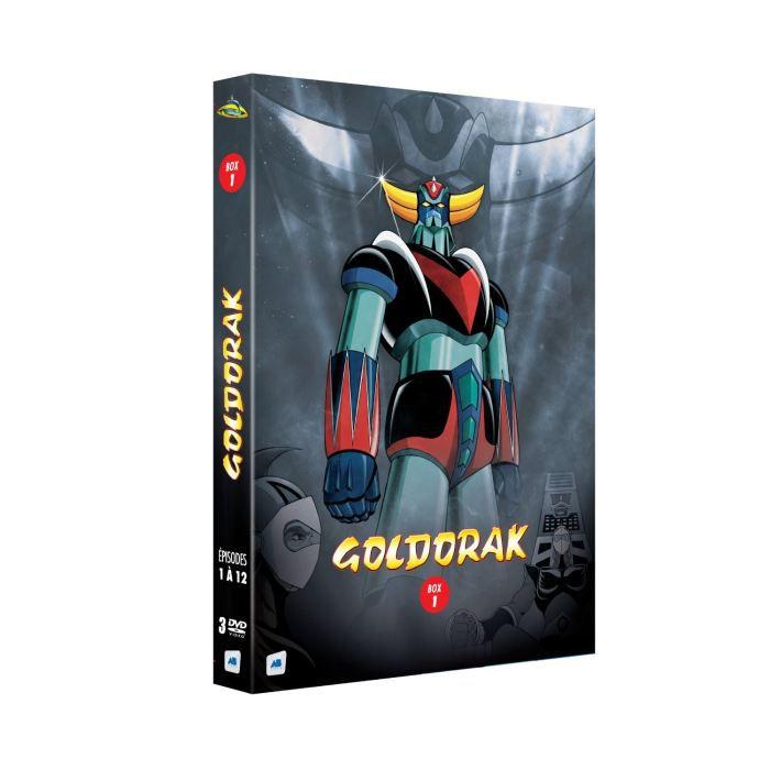 dvd mangas animation goldorak f