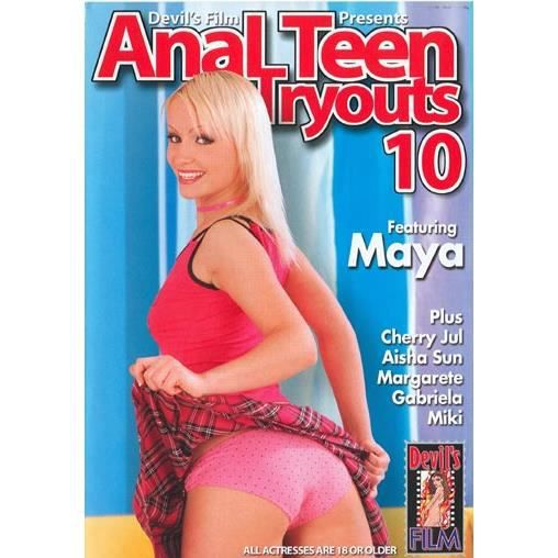 Anal Teen Tryouts 104
