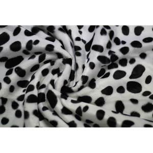 tissus au metre noir et blanc achat vente tissus au metre noir et blanc pas cher cdiscount. Black Bedroom Furniture Sets. Home Design Ideas