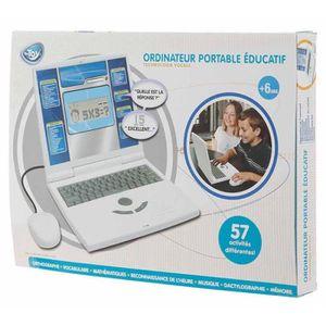 ORDINATEUR ENFANT Ordinateur portable éducatif dès 6 ans