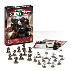 FIGURINE - PERSONNAGE Kill Team KT-01 - Warhammer 40,000