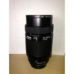 OBJECTIF OBJECTIF Nikon AF Nikkor 70-210mm 70-210 mm 1:4-5.