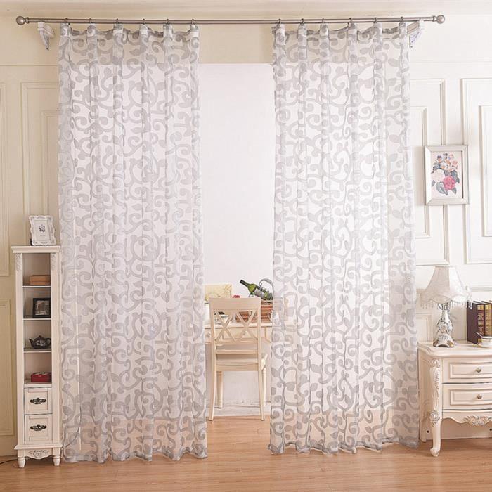 mode moderne d pistage fen tre rideaux de haute qualit. Black Bedroom Furniture Sets. Home Design Ideas