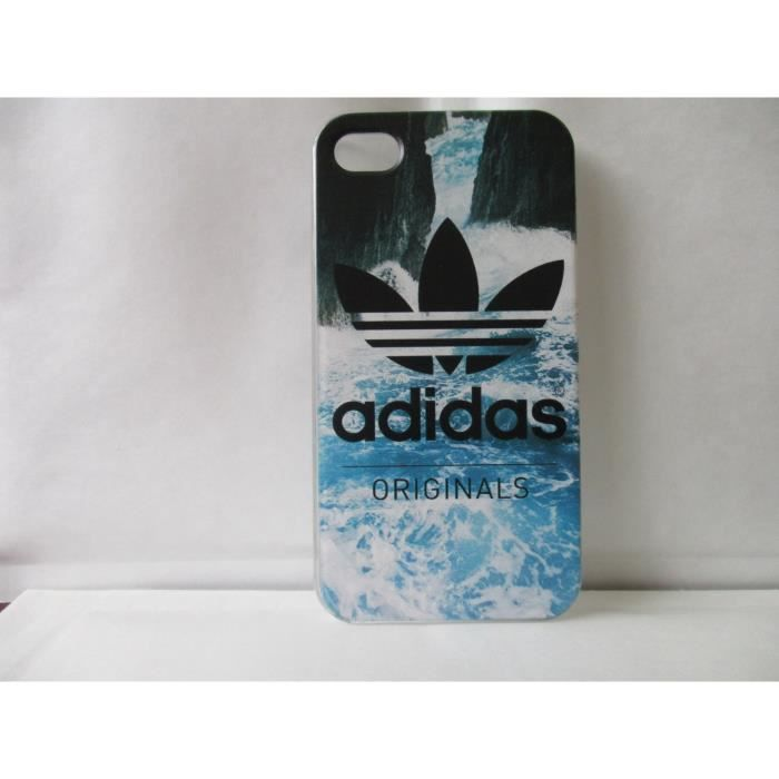 coque adidas iphone 4 4s neuf motif a achat coque. Black Bedroom Furniture Sets. Home Design Ideas