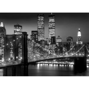 poster new york xxl achat vente poster new york xxl pas cher cdiscount. Black Bedroom Furniture Sets. Home Design Ideas