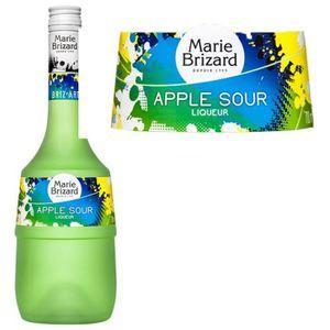 LIQUEUR Liqueur apple sour Briz'art  17° 70cl