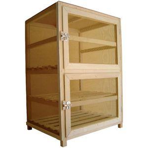 meuble garde manger achat vente meuble garde manger pas cher les soldes sur cdiscount. Black Bedroom Furniture Sets. Home Design Ideas