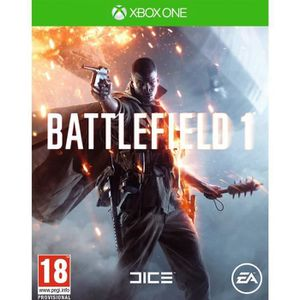 JEUX XBOX ONE Battlefield 1 Jeu Xbox One+ 2 boutons THUMBSTICK O