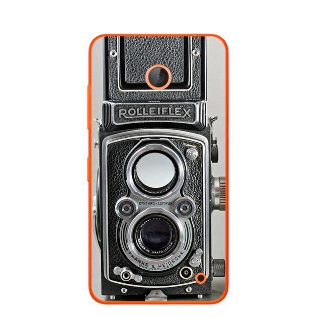 coque nokia lumia 635 appareil photo 2 achat coque bumper pas cher avis et meilleur prix. Black Bedroom Furniture Sets. Home Design Ideas