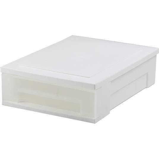 boite de rangement tiroir 7 5 litre boite tiroir rangement tours de rangement 1 tiroirs. Black Bedroom Furniture Sets. Home Design Ideas