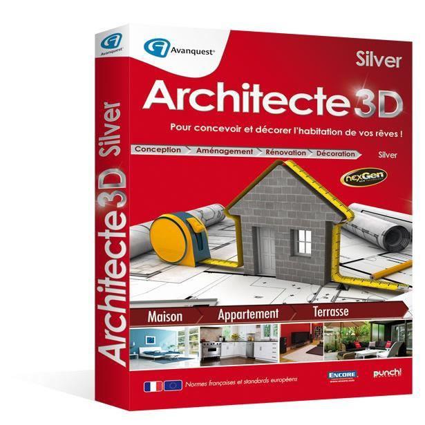 Logiciel pour concevoir sa maison logiciel renovation for Architecte 3d avec crack