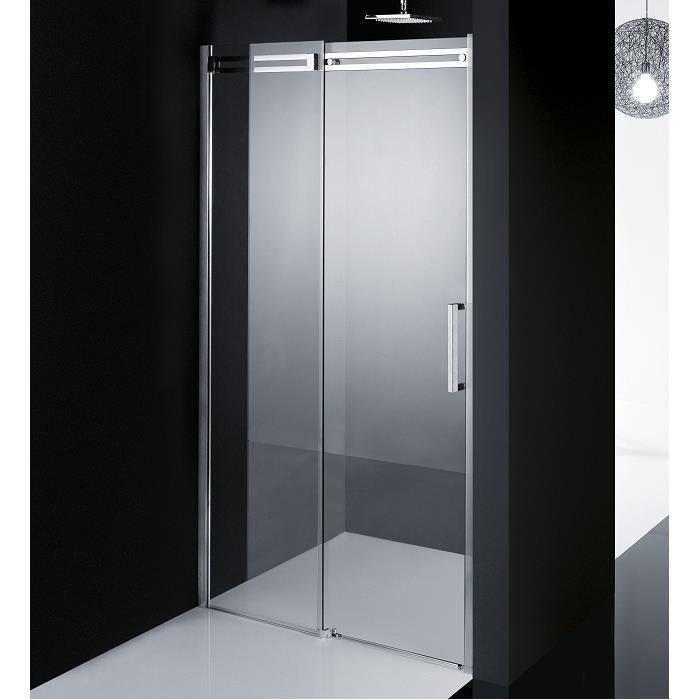 Porte coulissante diamanti 2p 150 cm gauche achat for Porte coulissante 150 cm