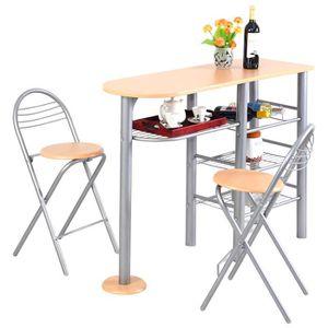 Table manger achat vente table manger pas cher for Table bar pliante cuisine