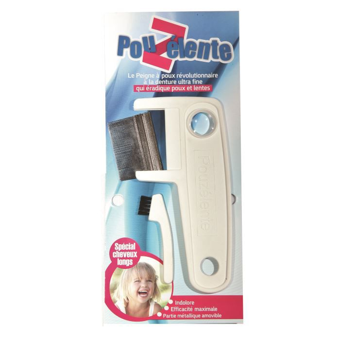 brosse peigne peigne anti poux pouzelente cheveux longs - Poux Sur Cheveux Colors