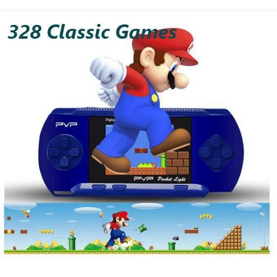 Bro pvp console de jeux portable cadeau de no l pour for Console de jeux