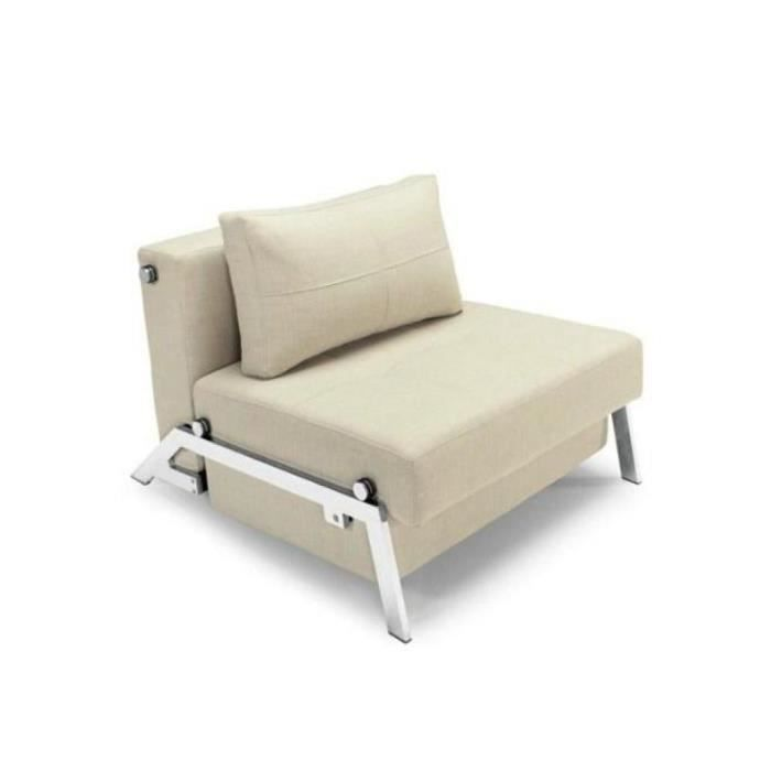 Fauteuil lit design convertible sofabed chair b achat - Fauteuil convertible design ...