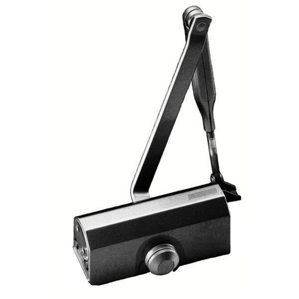ferme porte reversible avec bras compas groom d achat vente ferme porte groom cdiscount. Black Bedroom Furniture Sets. Home Design Ideas