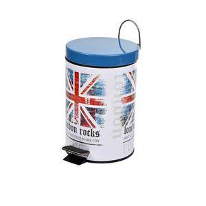 Poubelle london achat vente poubelle london pas cher for Poubelle exterieur gifi