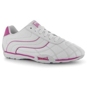 Basket lonsdale achat vente pas cher soldes cdiscount for Baskets blanches femme