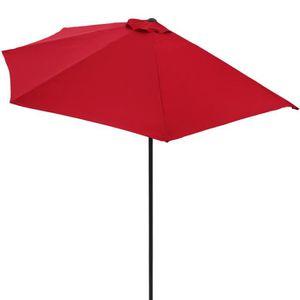 parasol pour balcon achat vente parasol pour balcon pas cher les soldes sur cdiscount. Black Bedroom Furniture Sets. Home Design Ideas
