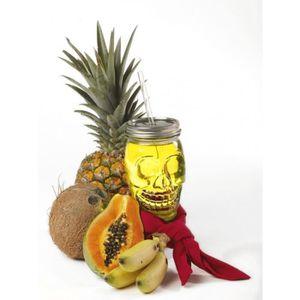 Punch-Cocktail préparé Quai Sud - Mélange pour PUNCH PIRATE en MASON JAR