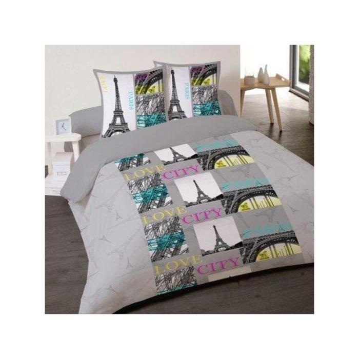 couette pas cher 240x220 matt u rose parure housse de couette coton esprit x with couette pas. Black Bedroom Furniture Sets. Home Design Ideas