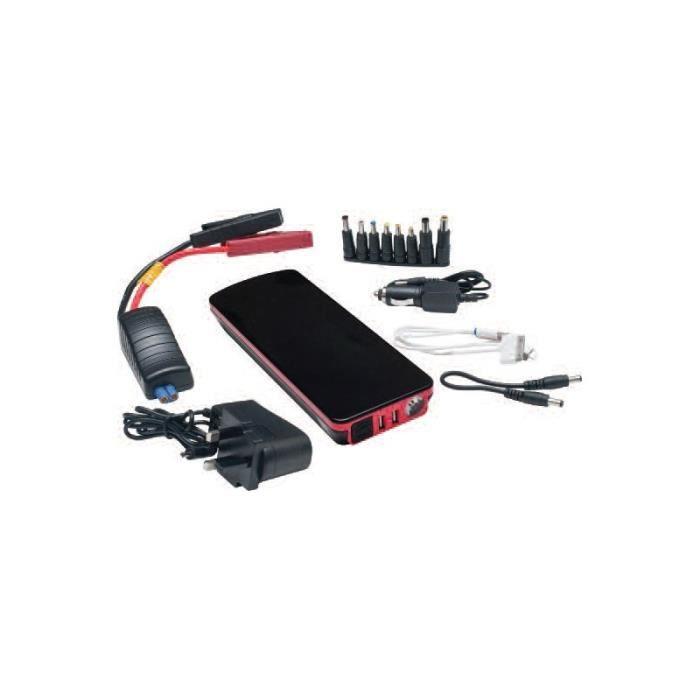 Batterie de secours portable au lithium xs power pack - Batterie secours portable ...