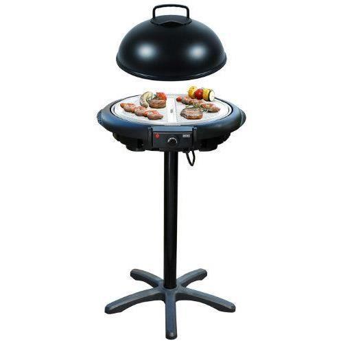 Hoberg bbq plus v2 grill lectrique de table o achat - Grill electrique de table ...