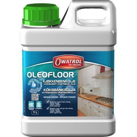 oleofloor huile pour parquet et lambris 1l du achat vente traitement sols bois les. Black Bedroom Furniture Sets. Home Design Ideas