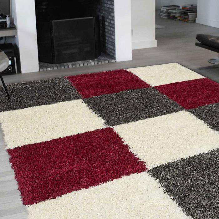 Tapis salon norlaz gris 160x230 par unamourdetapis tapis Achat tapis salon